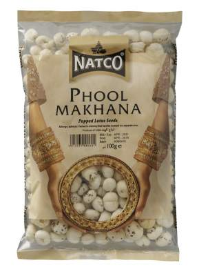 Natco Phool Makhana 100g