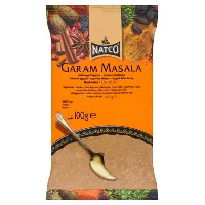 Natco Garam Masala 100g