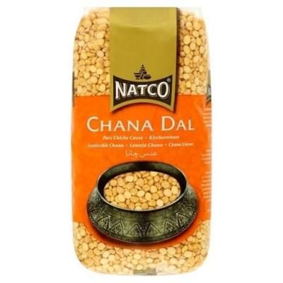 Natco Chana Dal 500g (Buy 1 Get 1 FREE)