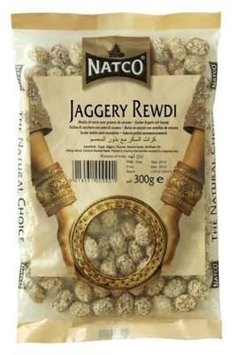 Natco Jaggery Rewdi 300g
