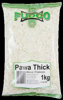 Fudco Pawa Thick Rice Flakes 1kg