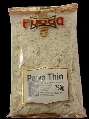 Fudco Pawa Thin 750g