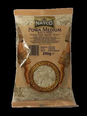 Natco Pawa Medium Rice Flakes 250g