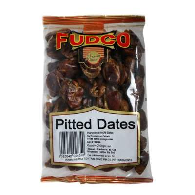Fudco Dried Pitted Dates 300g