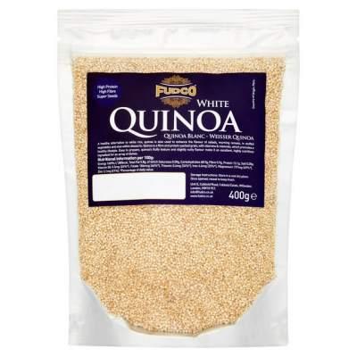 Fudco Whole White Quinoa 400g