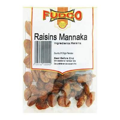 Fudco Raisins Mannaka 75g