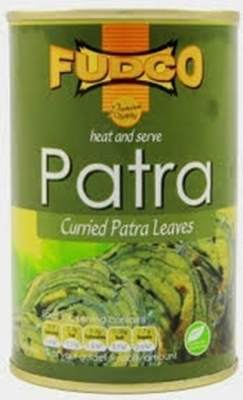 Fudco Canned Curried Patra 400g
