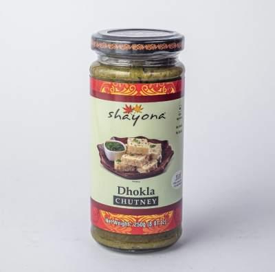 Shayona Dhokla Chutney 250g