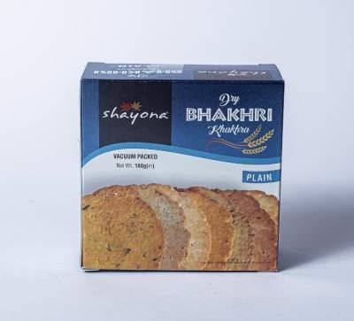 Shayona Plain Bhakhri 180g