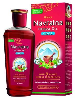 Himani Navratna Hair Oil 200ml