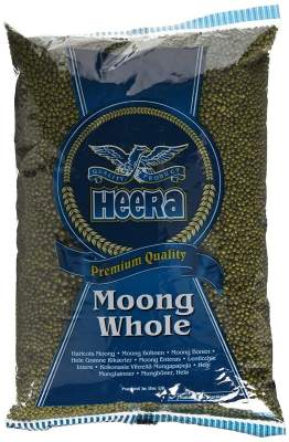 Heera Moong Whole 500g