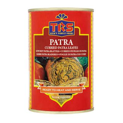 TRS Canned Curried Patra 400g