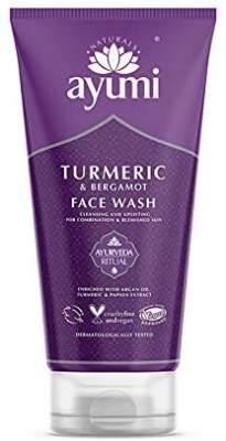 Ayumi Turmeric & Bergamot Face Wash 150ml
