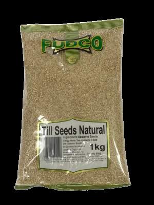 Fudco Till Seeds Natural 1kg