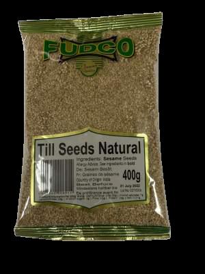 Fudco Till Seeds Natural 400g