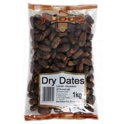 Fudco Dry Dates 1kg