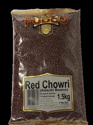 Fudco Red Chowri (Red Cow Peas) 1.5kg