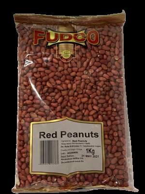 Fudco Red Peanuts 1kg