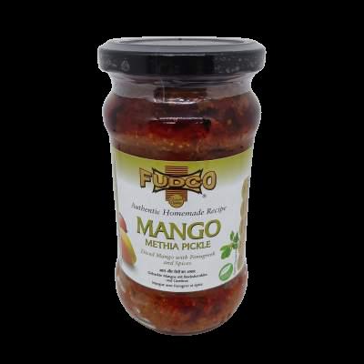 Fudco Mango Methia Pickle 300g