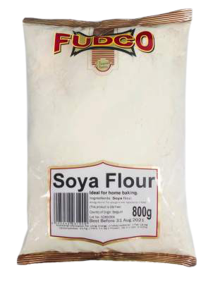 Fudco Soya Flour 800g