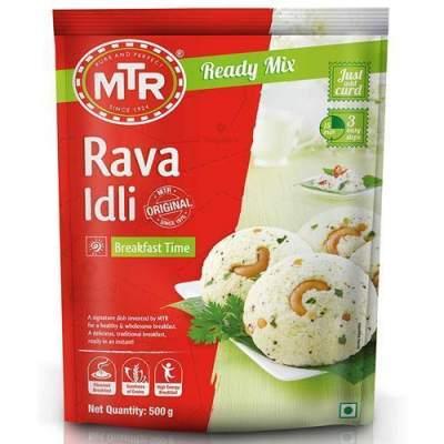 MTR Rava Idli Mix 500g