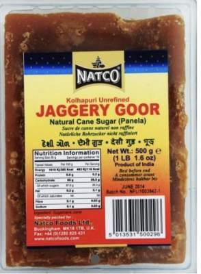 Natco Kohlapuri Gor Slab 500g