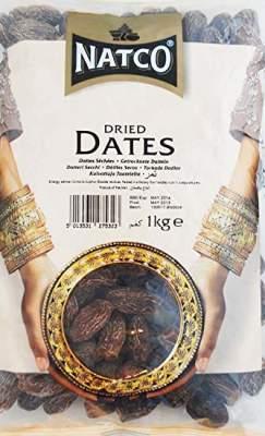 Natco Dried Dates 1kg
