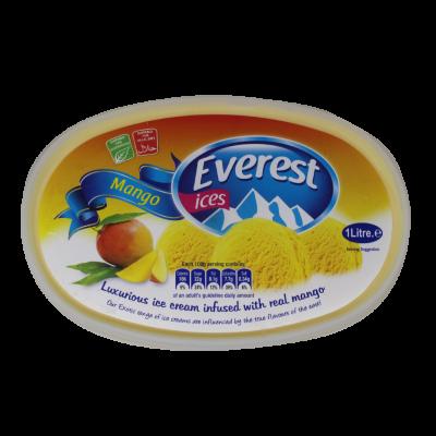 Everest Mango Ice Cream 1L