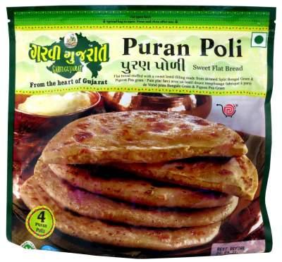 Garvi Gujarat Puran Poli (Sweet Flat Bread) 380g