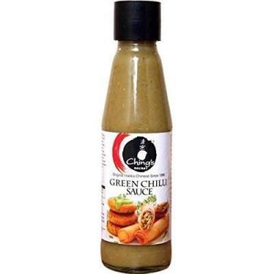Ching's Green Chilli Sauce 190g