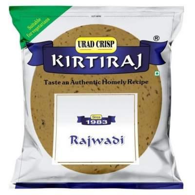 Kirtiraj Rajwadi Papad 200g