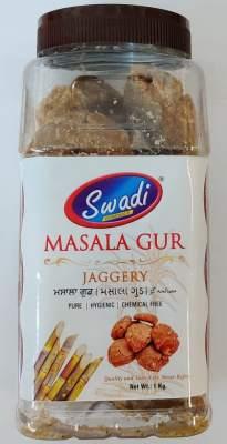 Swadi Masala Gur 1kg