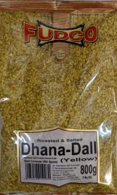 Fudco Dhana Dall Yellow Roasted 800g