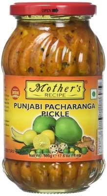 Mother's Punjabi Pachranga Pickle 500g