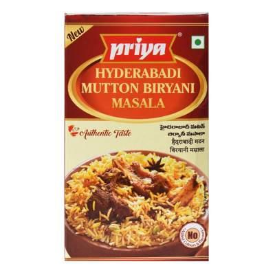 Priya Hydrabadi Mutton Masala 50g