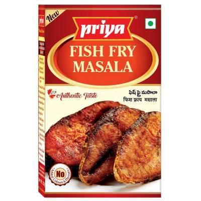 Priya Fish Fry Masala 50g
