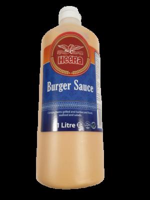 Heera Burger Sauce 1L