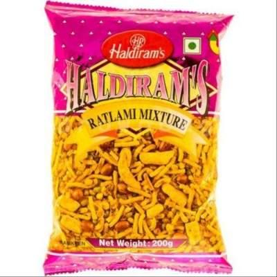 Haldiram's Ratlami Mix 200g