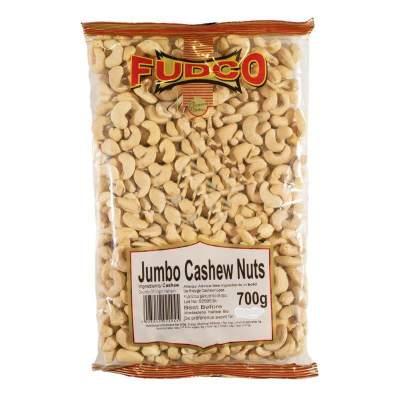 Fudco Jumbo Cashew Nuts 700g