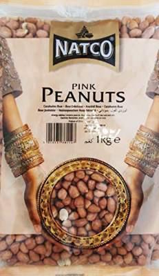 Natco Pink Peanuts 1kg