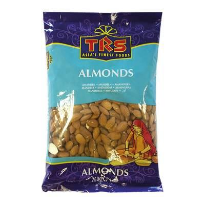 TRS Premium Almonds 750g