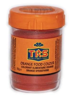TRS Food Colour Orange 25g