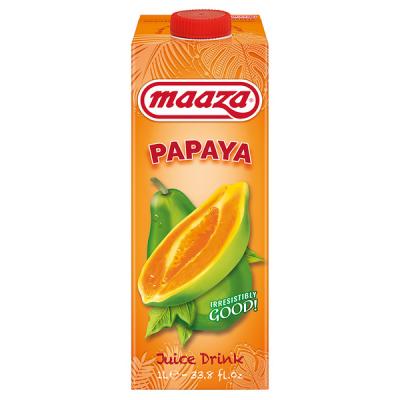 Maaza Papaya Juice 1L