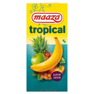 Maaza Tropical Juice 1L