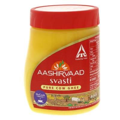 Aashirvaad Pure Cow Ghee 500ml