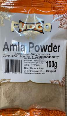 Fudco Amla Powder 100g