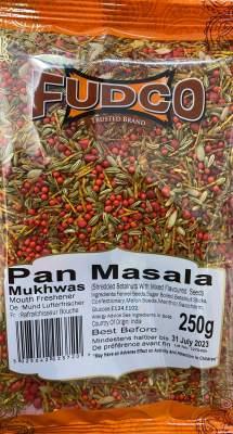 Fudco Pan Masala Mukhwas 250g