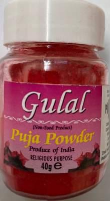 Fudco Gulal Puja Powder 40g