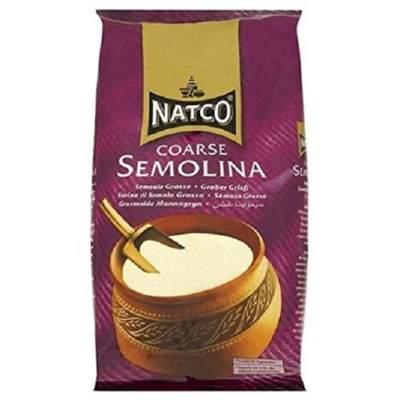 Natco Semolina Coarse 5kg