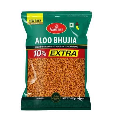 Haldiram's Aloo Bhujia Large Pack 400g